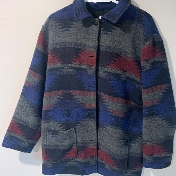 Vintage Tribal Jacket